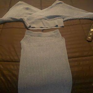 Sweater 2 piece never worn